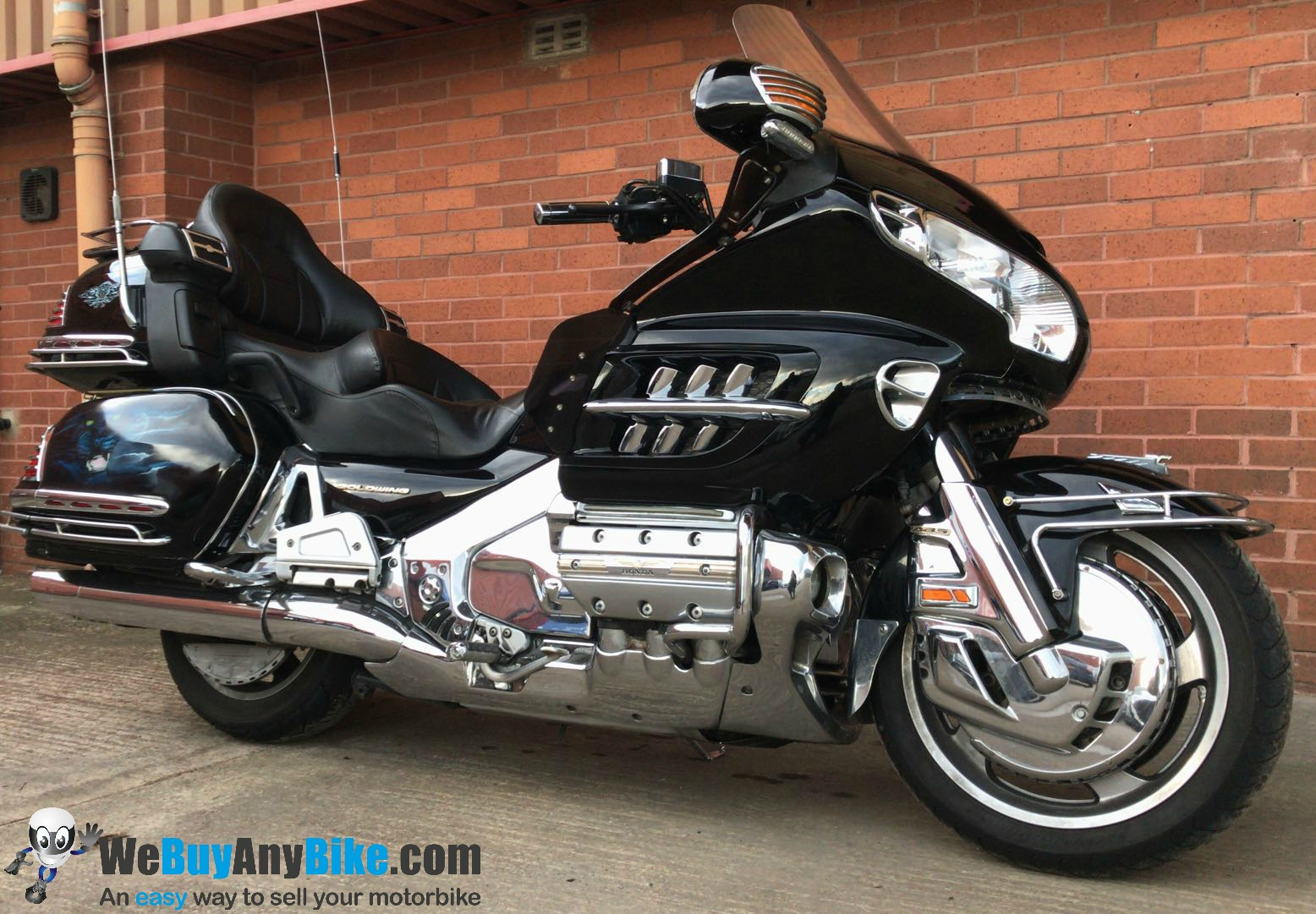 goldwing - bike trader - honda - sell your bike online - value my motorbike - webuyanybike - we buy any bike - motorcycle trader