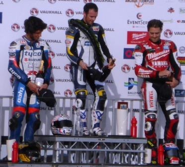 Guy Martin, Alastair Seeley, Josh Brookes
