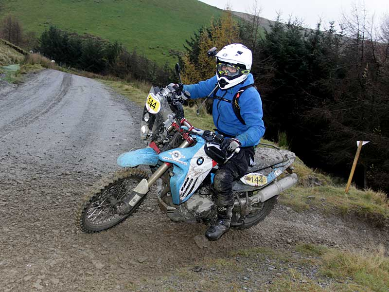 Guest Blog – Hafren Rally Done + Dusted