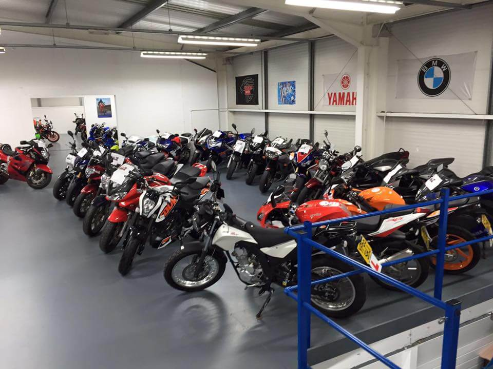 Thinking of selling your motorbike? Here's a few tips!