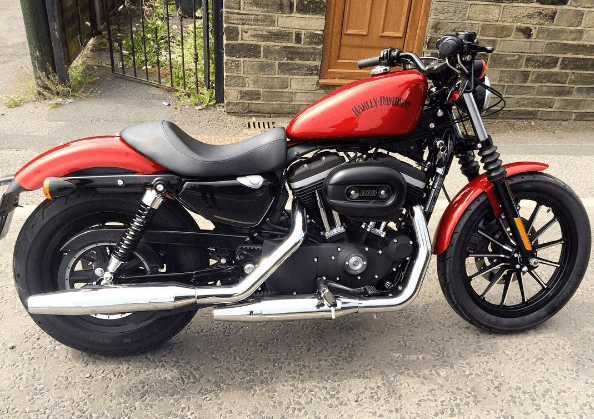Test Ride: Harley Davidson 883 Iron 2012