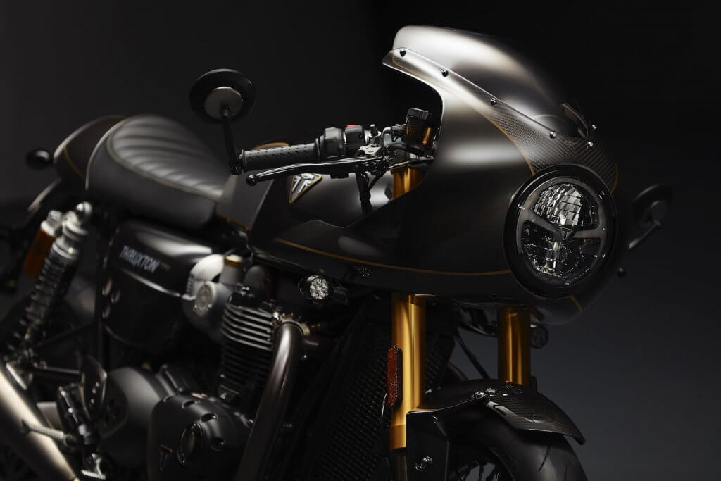 Triumph Motorcycles Limited Edition TFC Triumph Bike Feature by We Buy Any Bike