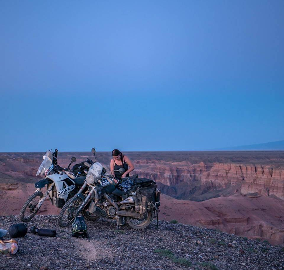 RideUnlimited: Leaving Kyrgyzstan & Into Kazakhstan