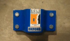 Sold Secure Oxford Locks