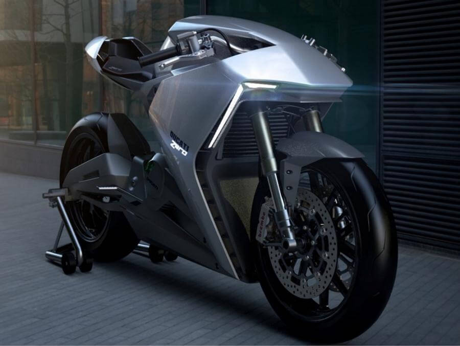 Ducati-Zero motorcycle electric motorbike webuyanybike we buy any bike