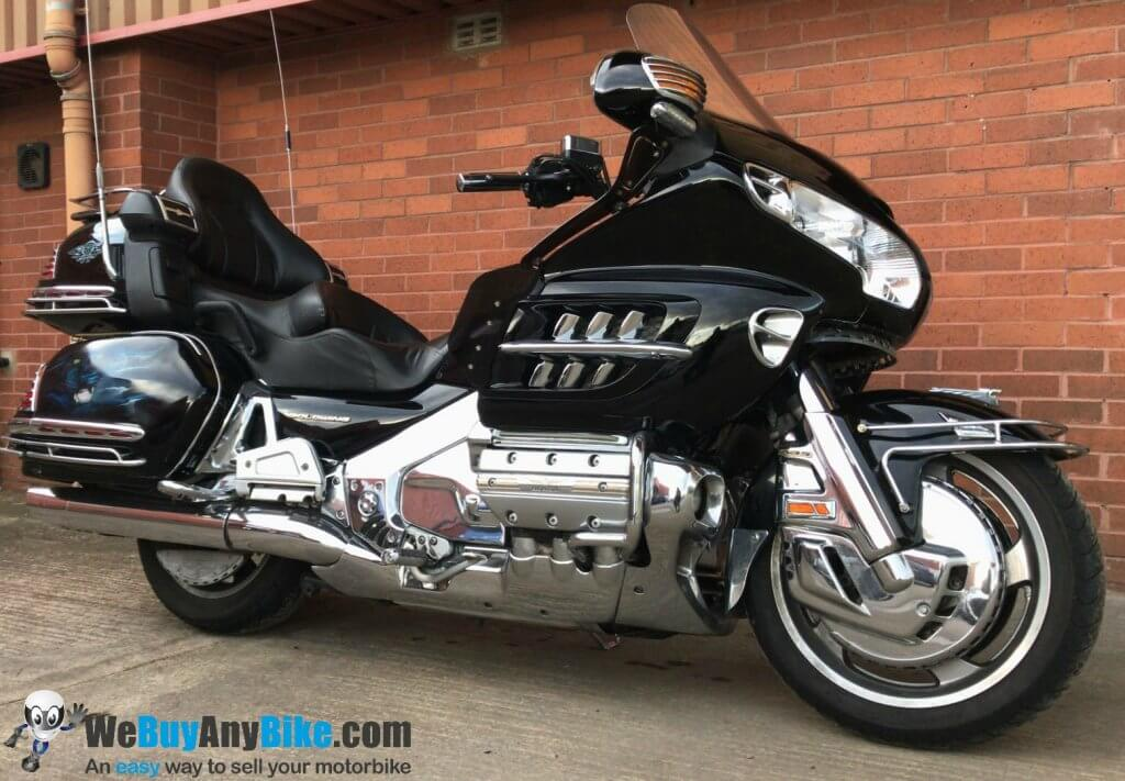 we buy any bike webuyanybike honda gold wing goldwing