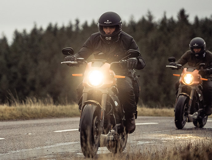 Turner Twins Tour Scotland's NC500 on Harley Davidson Livewire Motorcycles