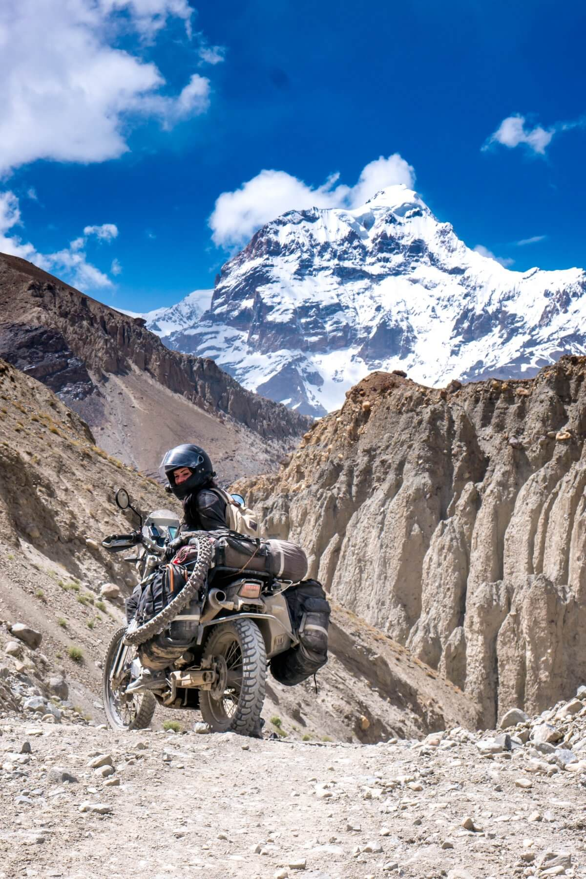 RideUnlimited: Kazakhstan, Uzbekistan and tackling the Bartang Valley in Tajikistan