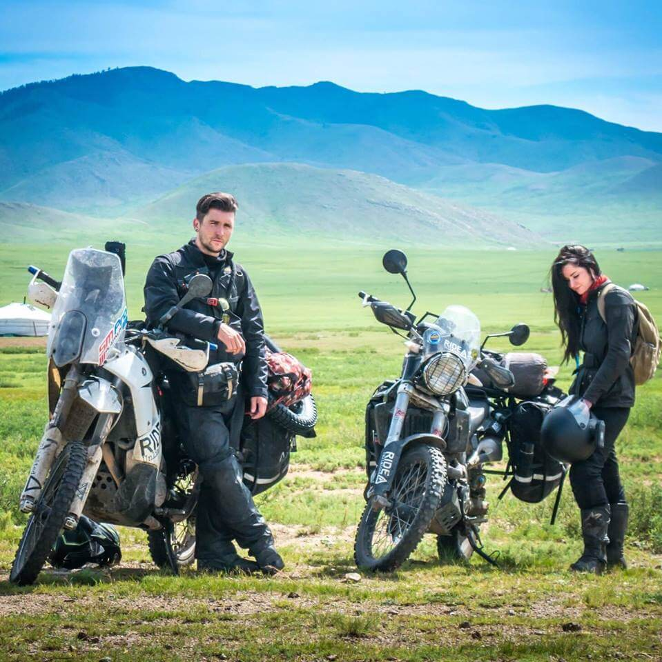 RideUnlimited: Riding Mongolia