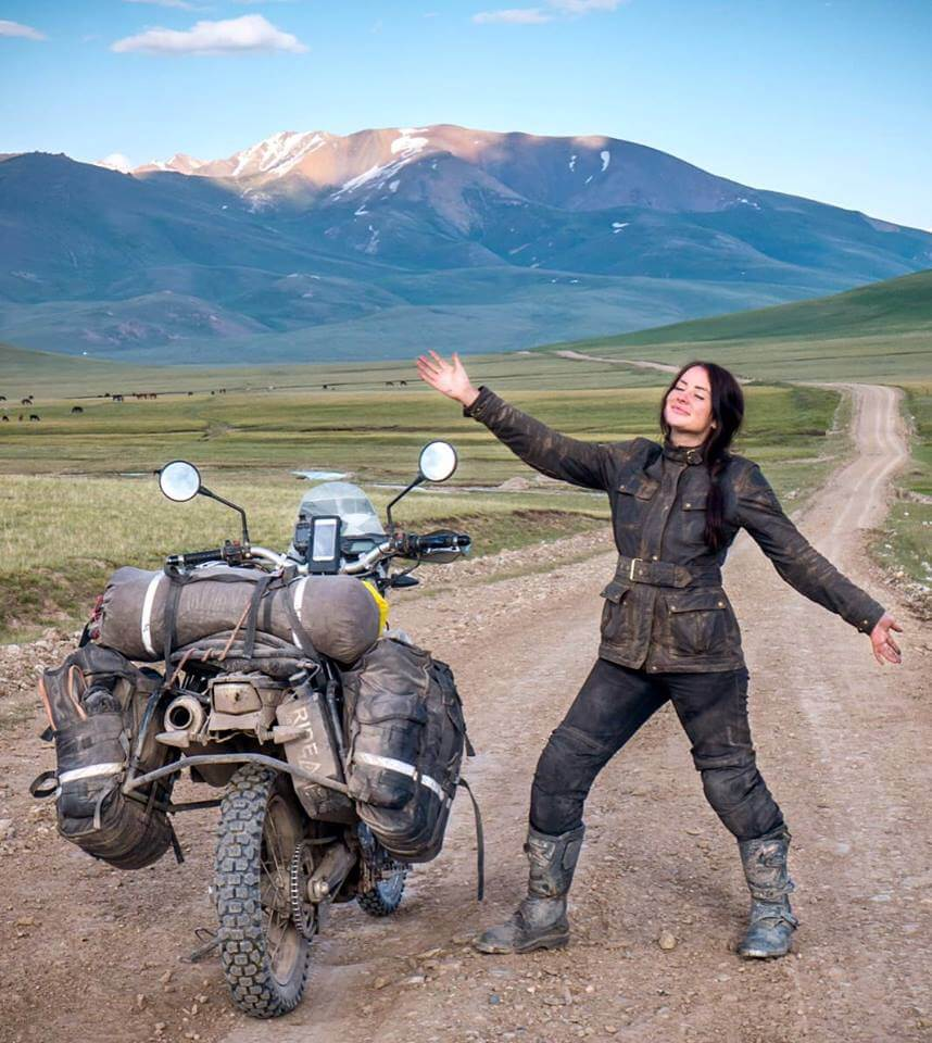 RideUnlimited: Hitting Kyrgyzstan Off Road Trails By Motorcycle