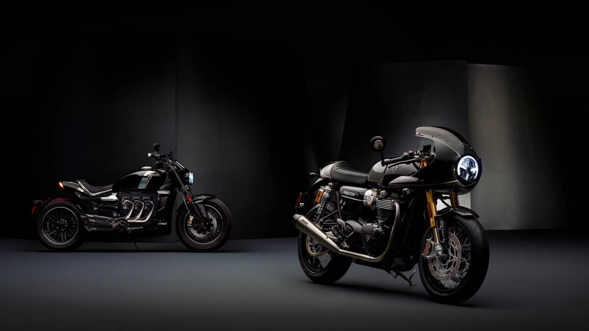 NEW TRIUMPH TFC:  Limited-Edition