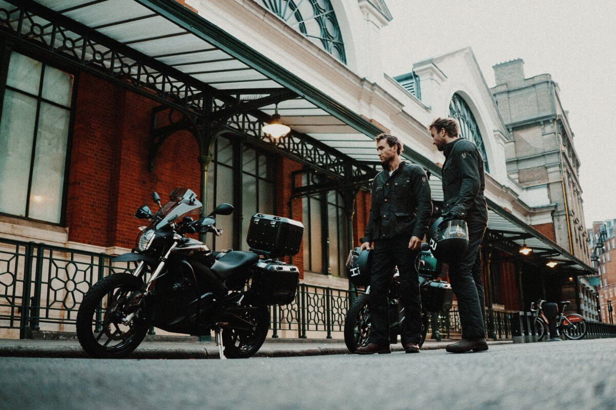 Turner Twins Electrical Motorcycle Adventure