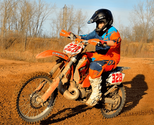 Why should your child ride off road motorbikes?