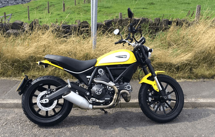 Fine Test Ride Ducati Scrambler Icon 800 2015 We Buy Any Bike Machost Co Dining Chair Design Ideas Machostcouk