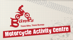 BUMPY motorcycle activity centre