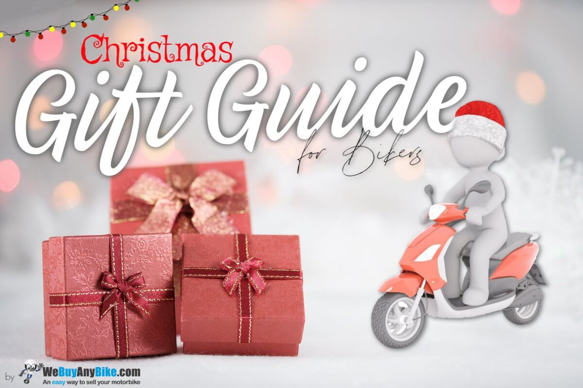 Christmas Gift Guide for Bikers 2019