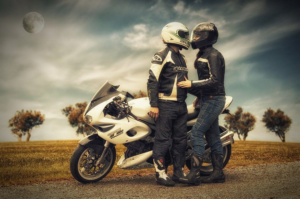 Valentine's Day Date Ideas for Bikers