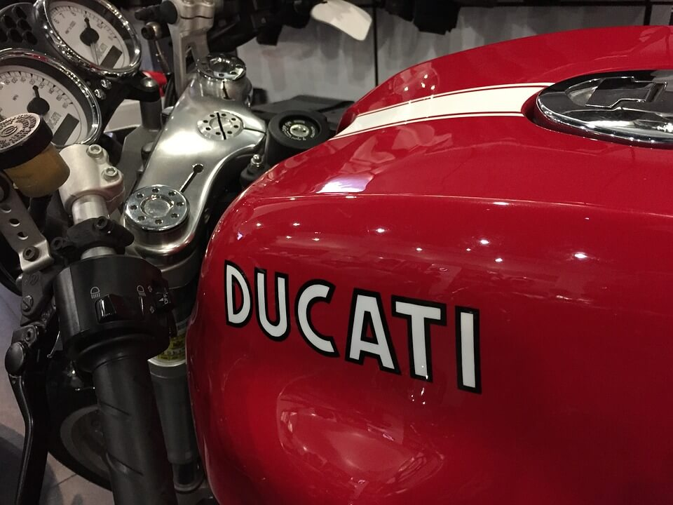 8 Fun Facts you probably didn't know about Ducati