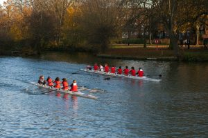 Rowing in Bedfordshire