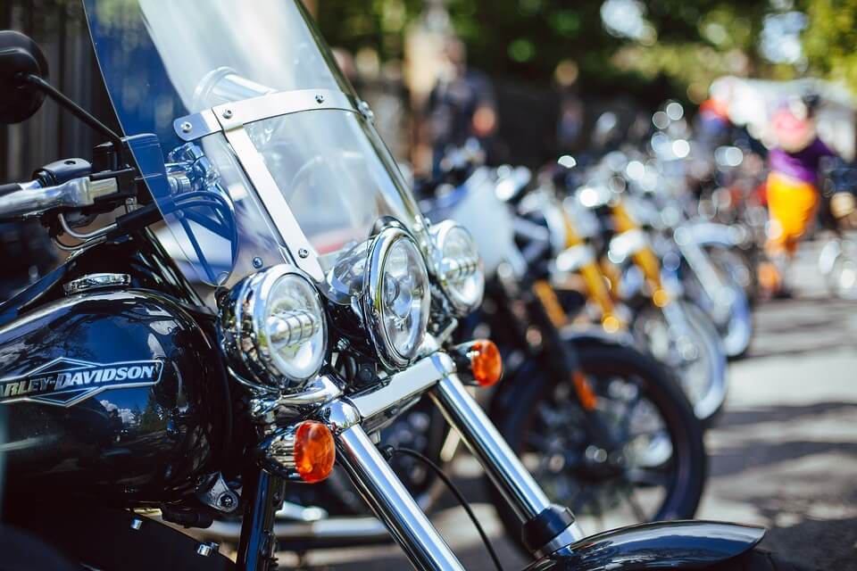 UK Motorcycle Festivals of Summer 2018