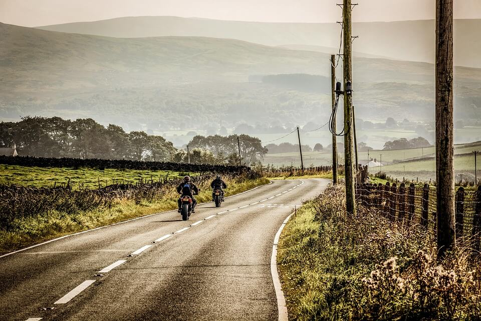 Best Biker Routes in the UK