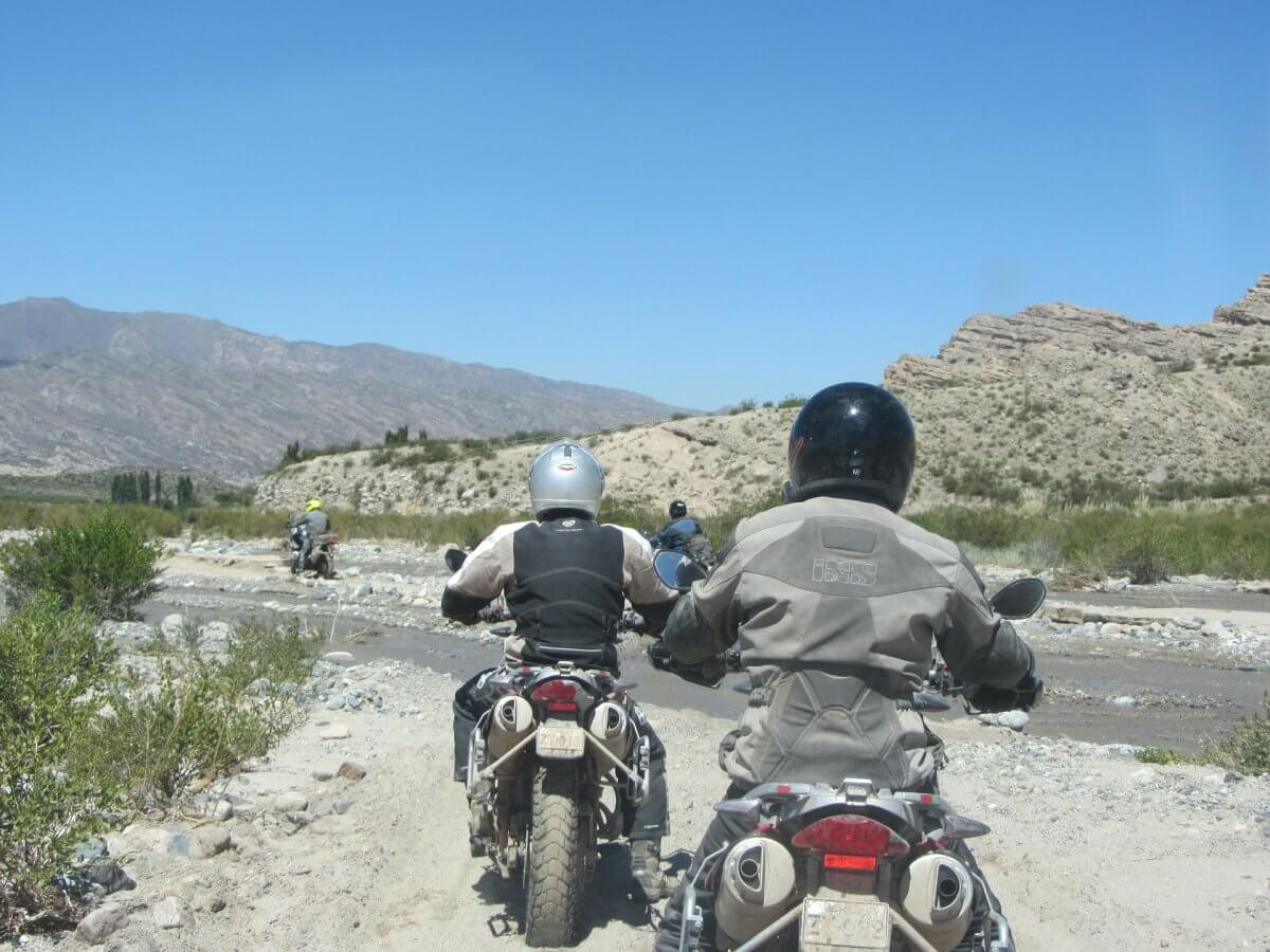 Venturing Abroad On A Motorcycle
