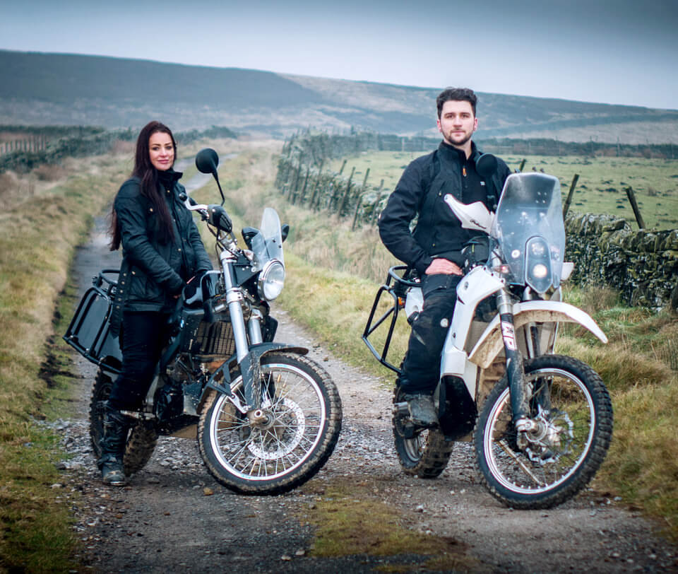 Travelling The World Together By Motorbike: RideUnlimited