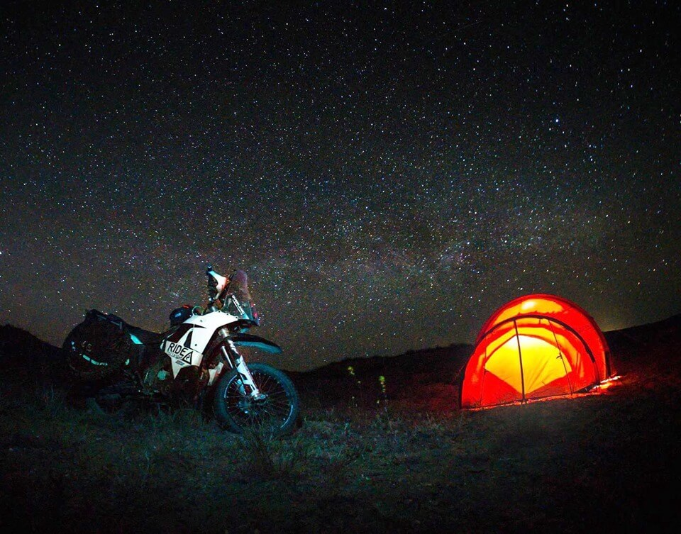 RideUnlimited: Leaving Turkey and Reaching Kazakhstan By Motorcycle