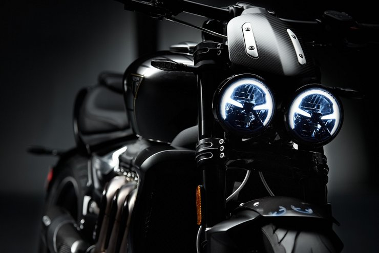 Triumph Motorcycles Limited Edition TFC Rocket 3 Bike Feature by bike trader We Buy Any Bike