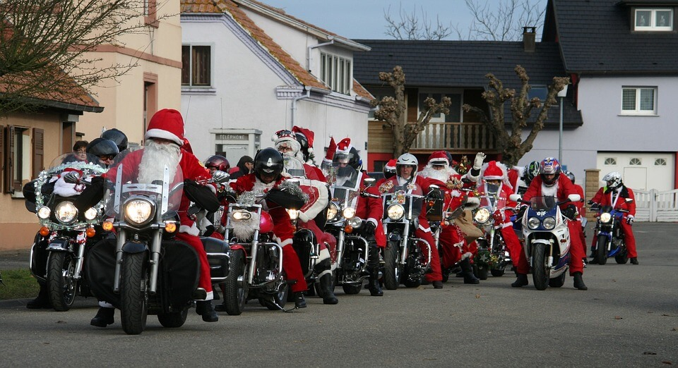 Christmas Money Saving Tips for Bikers
