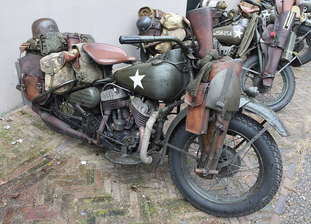Harley-Davidson Wartime: 5 Prototypes for WWII