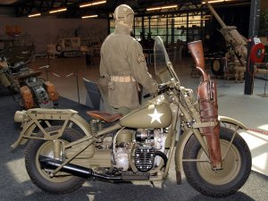 harley davidson - we buy any bike - webuyanybike - world war
