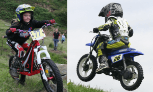 trial and motocross
