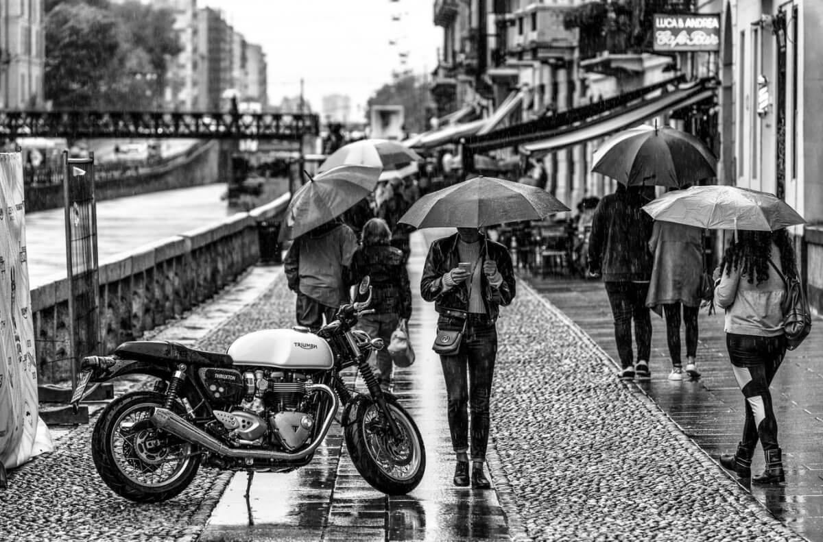 How to Prepare for a Ride in the Rain