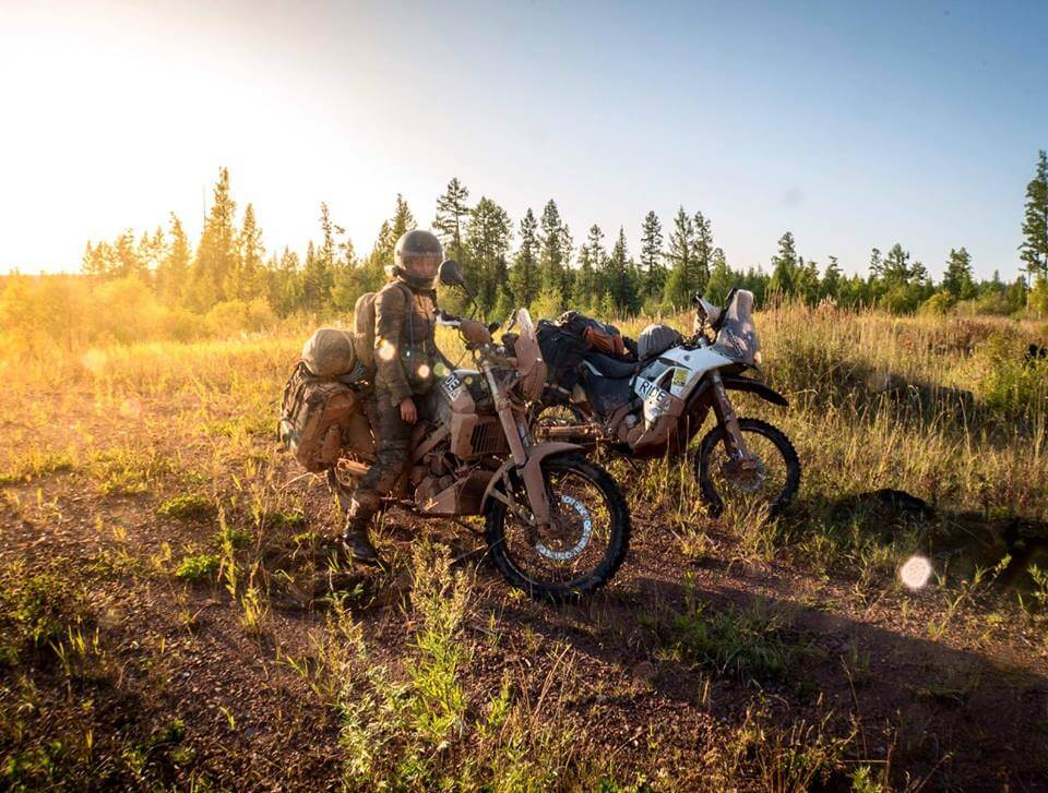 RideUnlimited: Siberia and the Baikal-Amur-Mainline by Motorcycle