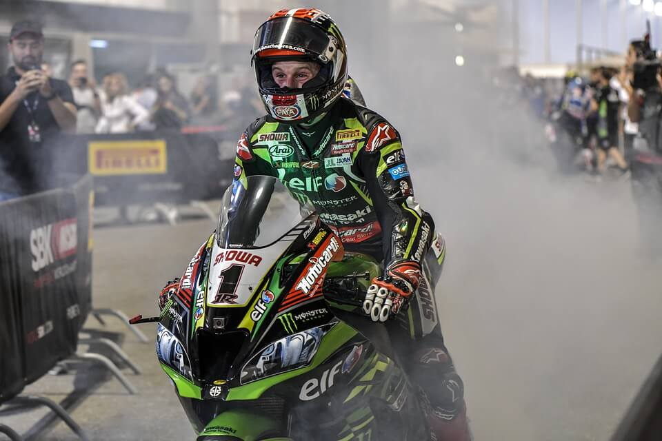 Rider of the Month: February – Jonathan Rea